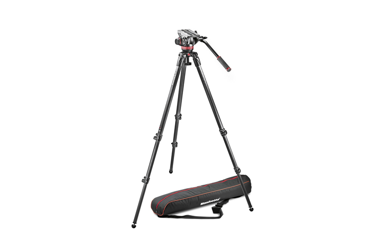 Manfrotto MA 055X + 502AH