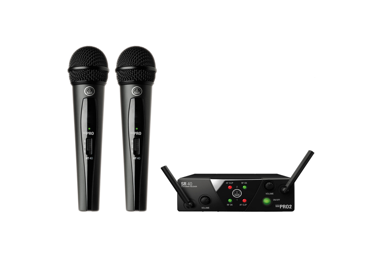 AKG Vocal set