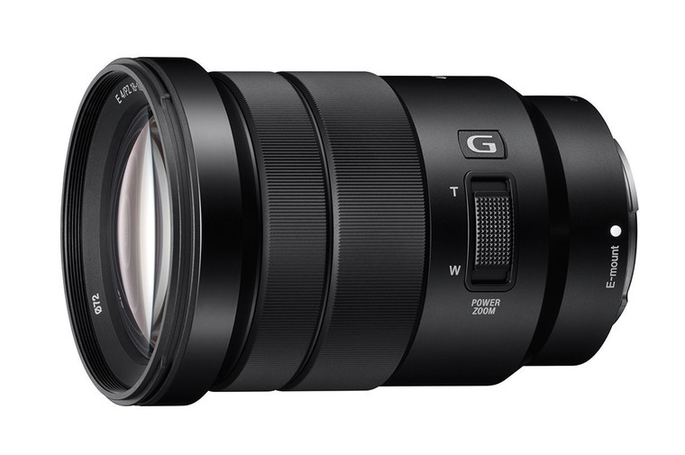 Sony E PZ 18–105 mm f/4 G OSS