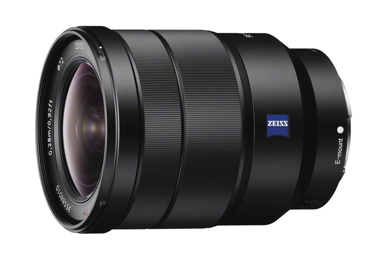 Sony Carl Zeiss 16-35mm f/4 OSS